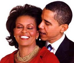 Soul Mates Michelle Obama and Barack Obama